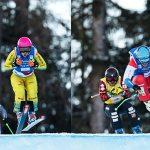گزارش تصویری جام جهانی اسکی کراس در کشور ایتالیا