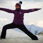 بالابردن دقت، سطح هوشیاری و نیروی اراده با یوگا برای اسکی بازان
