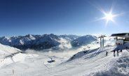 سولدن اتریش میزبان اولین دوره جام جهانی اسکی آلپاین
