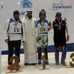 درخشش صادق کلهر با کسب مدال نقره در مسابقات پارا اسکی کاپ آسیا به میزبانی امارات