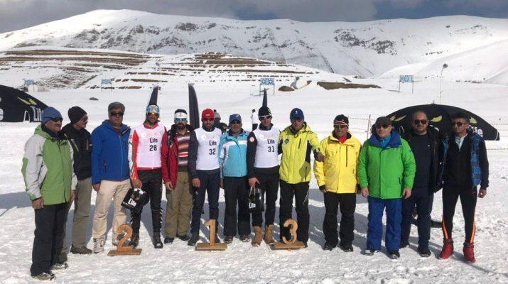 روز دوم مرحله اول رقابت های لیگ بین المللی اسکی صحرانوردی با حضور ۳۵ ورزشکار آقایان و بانوان برگزار شد.