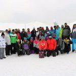 پایان هفته دوم رقابتهای لیگ اسکی صحرانوردی در پیست اسکی شهید محسن قوطاسلو