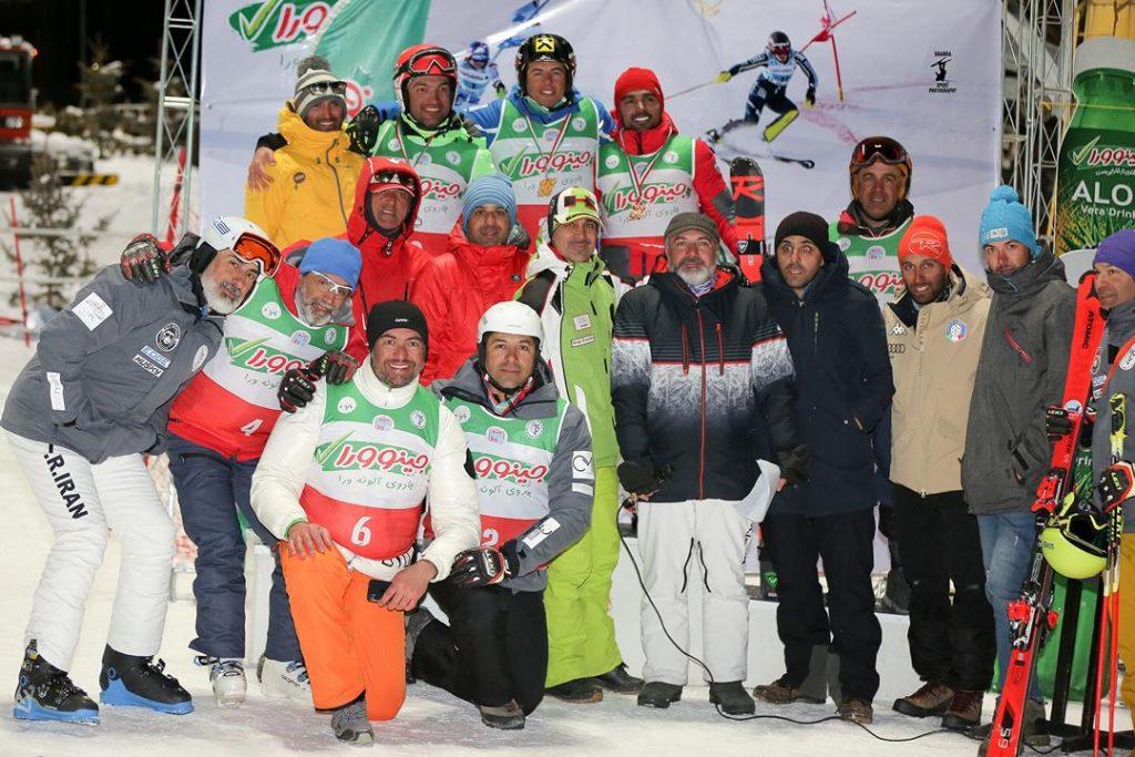 مسابقات اسکی آلپاین شهرنشینان استان تهران در رشته پارالل مارپیچ بزرگ زیر نور مصنوعی پیست اسکی دربندسر برگزار شد. این مسابقات در سه رده سنی آقایان (۱۸ تا ۳۰ سال -۳۰ تا ۴۵ سال و ۴۵ سال به بالا) و یک رده سنی بانوان با حمایت جینوورا اجرا گردید.