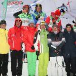 گزارش تصویری از برگزاری مسابقات اسکی شهرنشینان استان تهران به میزبانی پیست اسکی دربندسر